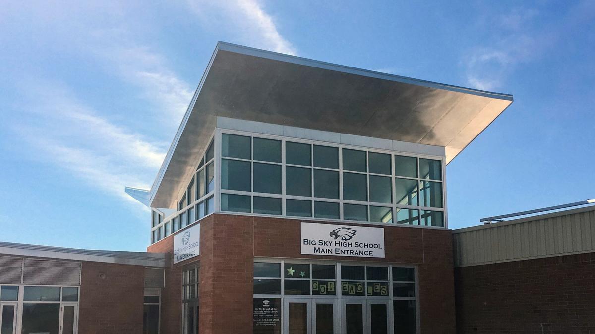 Missoula Big Sky High School