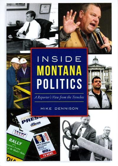cover of Inside Montana Politics