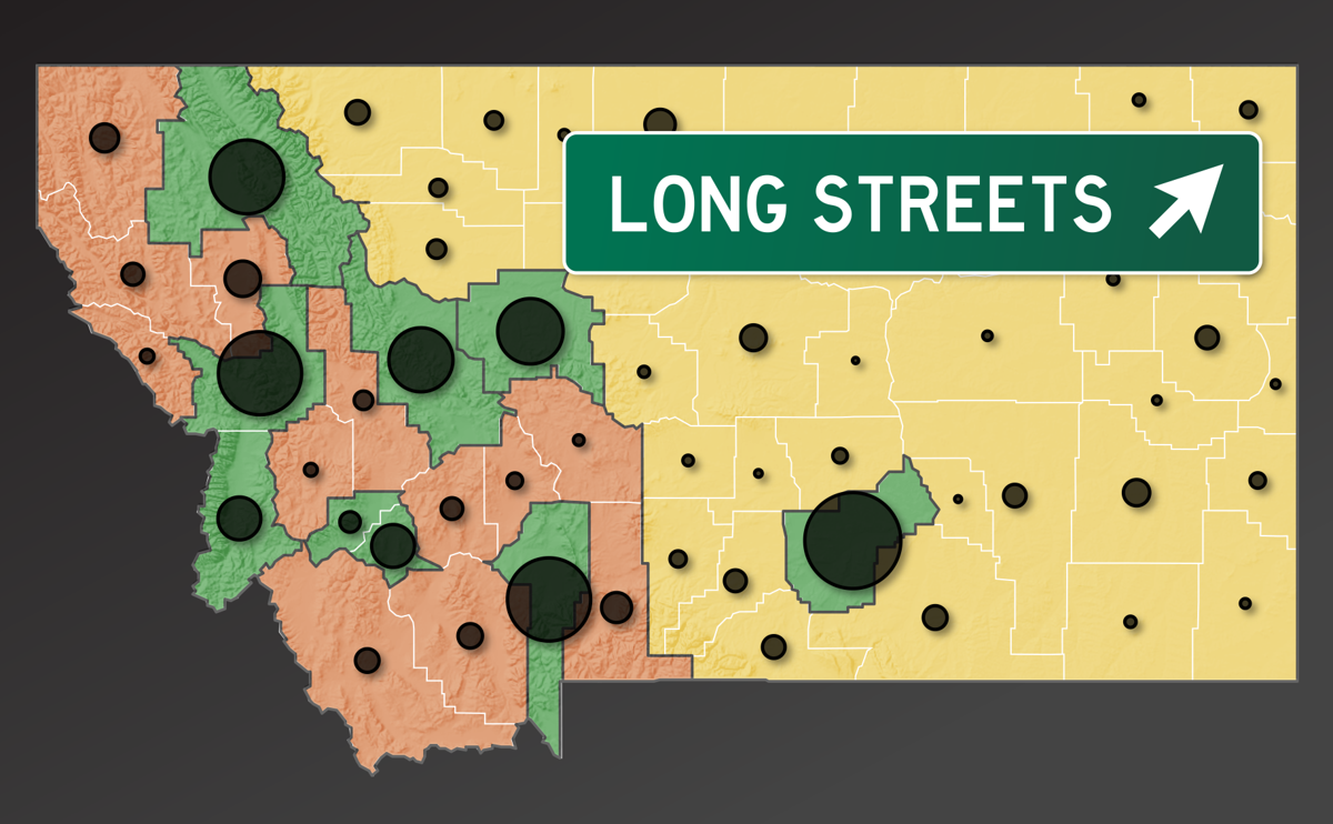 Long Streets Project