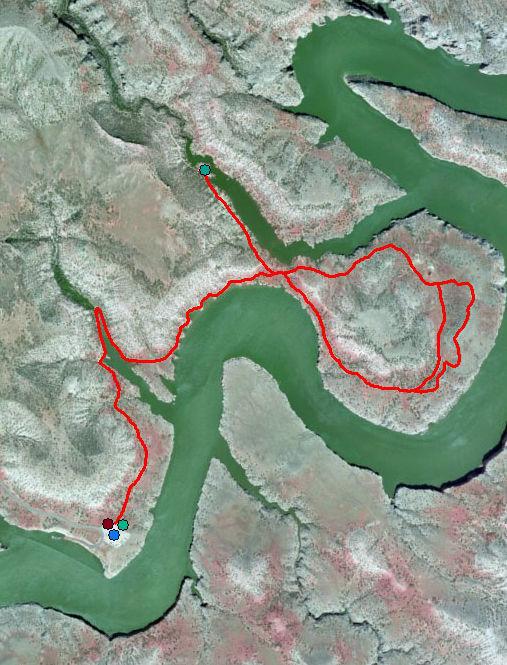 Barrys Island hike