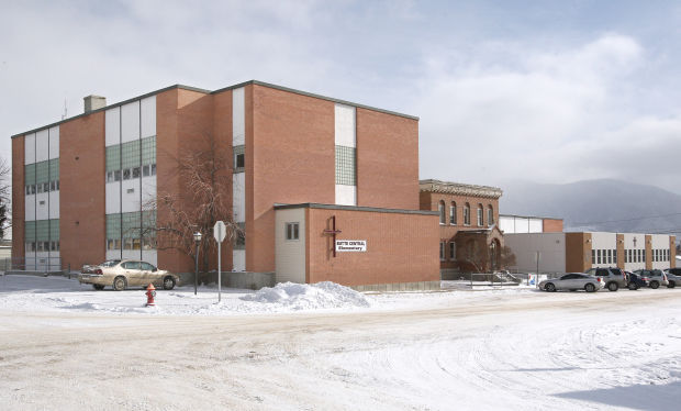 Butte Central Elementary School
