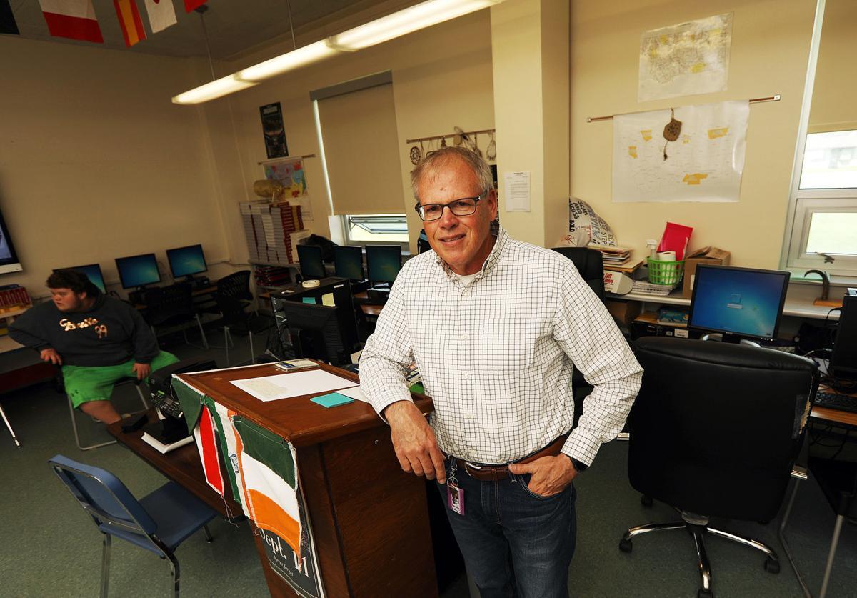 East Middle School James Konen