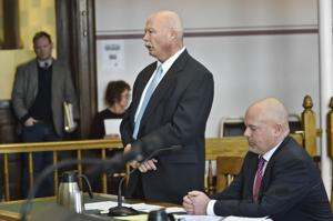 Former Madison County sheriff sentenced to 2 days in jail, $1K fine