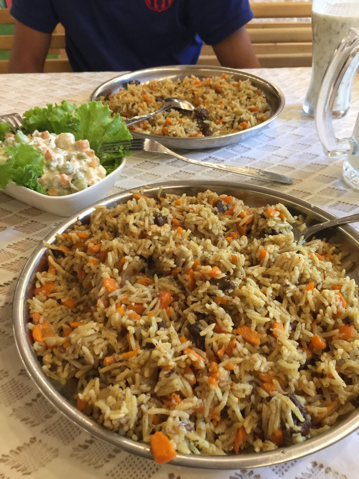 Tajik plov: recipes and cooking features 82