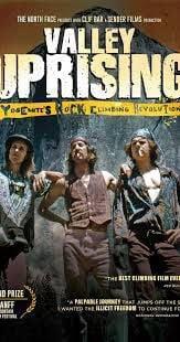 """Valley Uprising"" film poster"