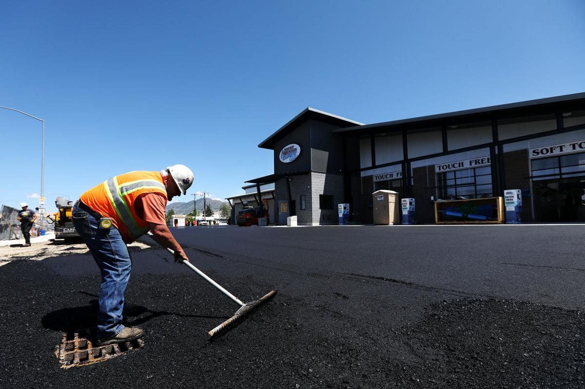New Harrison Avenue car wash to open soon   Local ...
