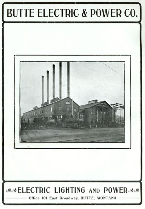 Butte Electric & Power Co.