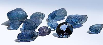 Yogo sapphires