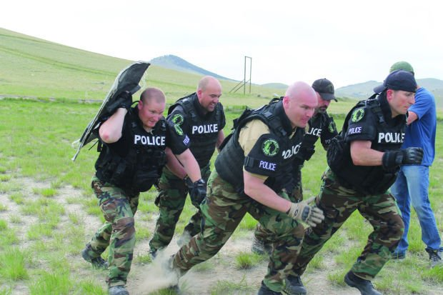 'Above and beyond': Butte's elite SWAT team tackles dangerous police work