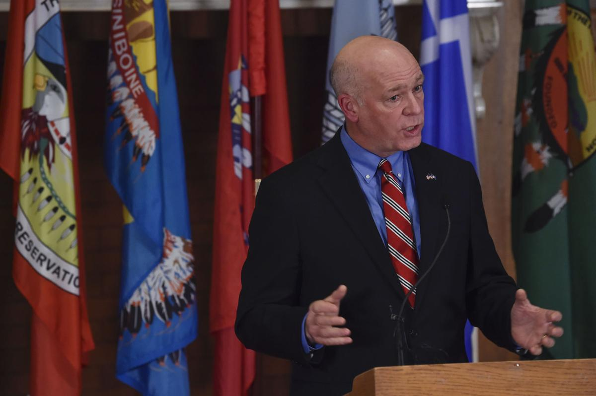 Gov. Greg Gianforte