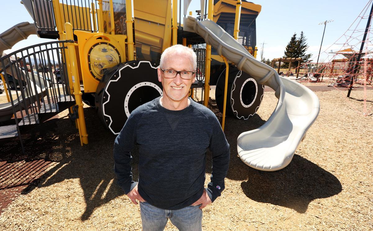 Parks director Bob Lazzari