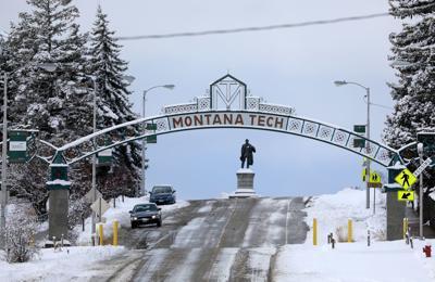 Montana Tech in Butte Montana