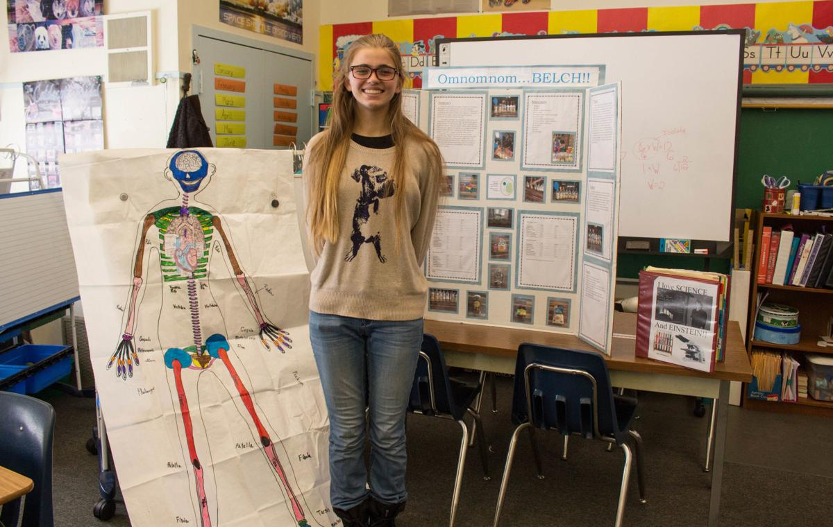 Divide School student talks about love for science, why science fairs are important