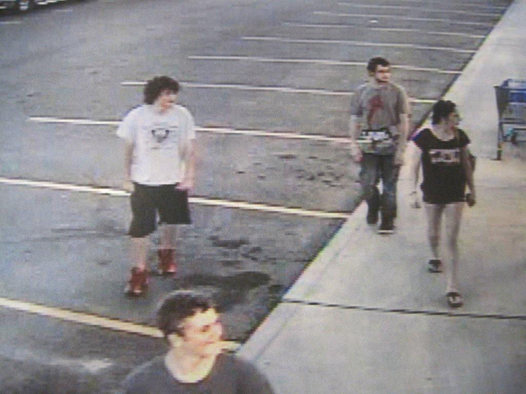 UPDATED: Public's help wanted in finding Walmart shoplifters