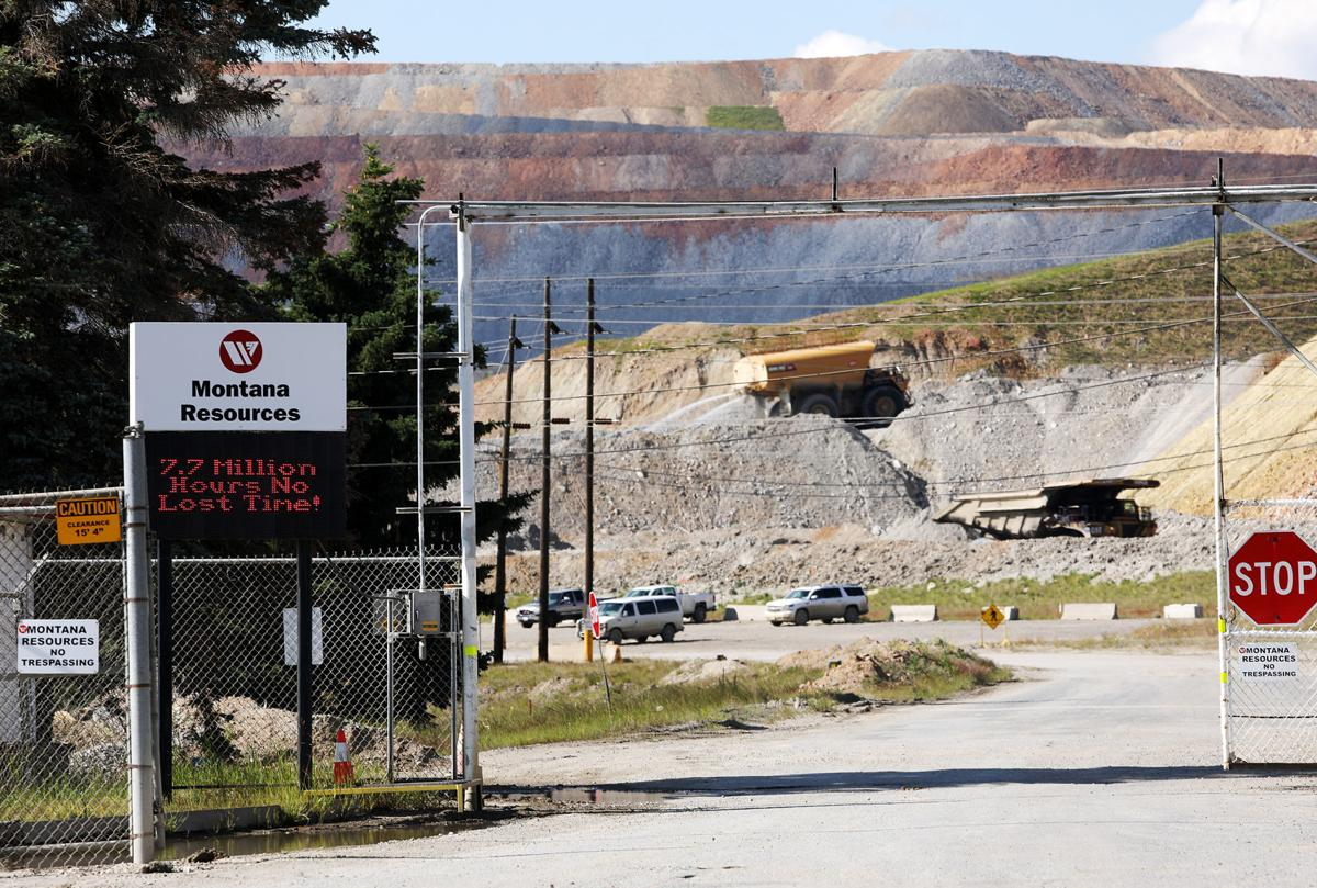 7.7 million hours without lost time at Montana Resources