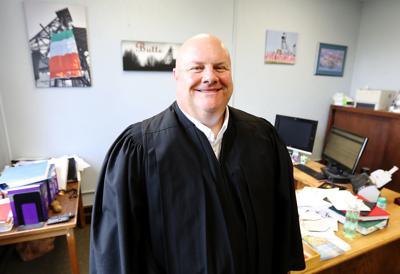 Judge Jerome McCarthy