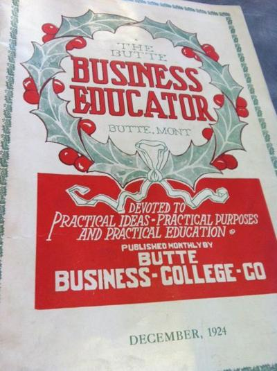 Butte Business College image