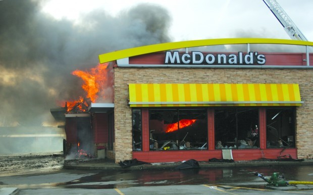 Mcdonald S Restaurant Burns Butte News Mtstandard Com