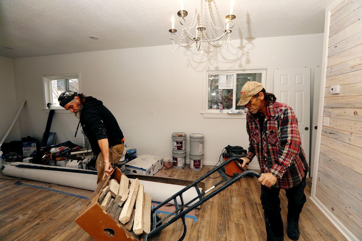 Restoring Butte homes
