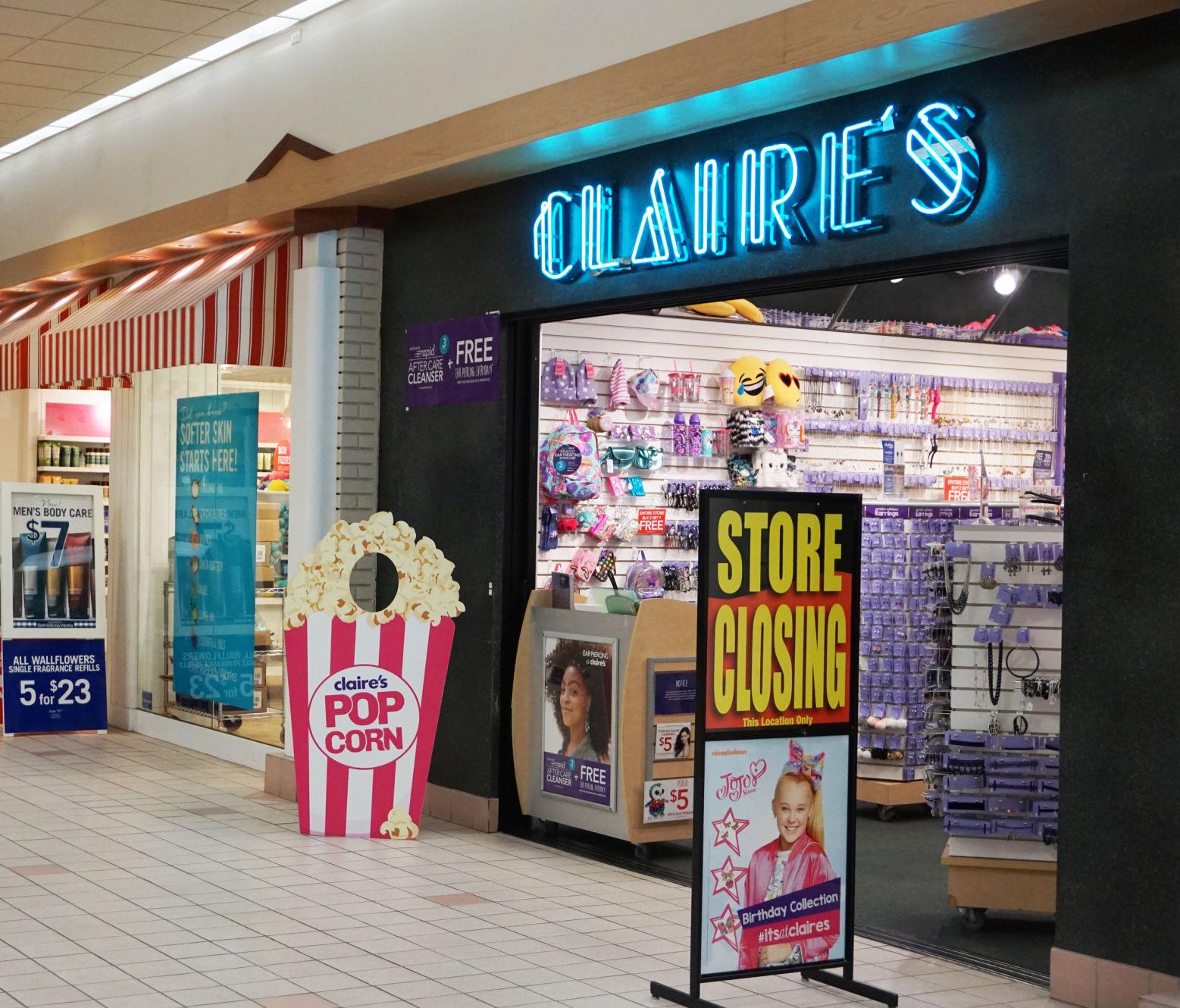 Claire's, Eaton Centre, Toronto - youtube.com/tanvideo13 - YouTube