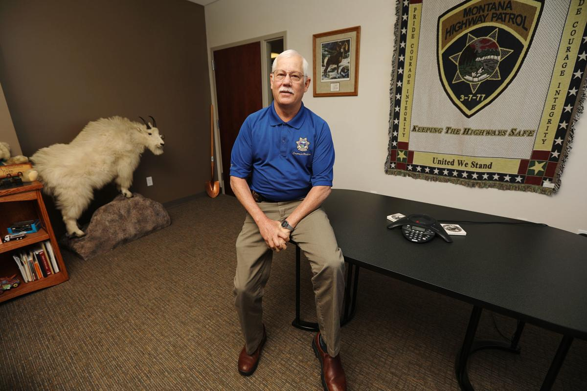 Montana Highway Patrol captain retires after 40 years of service in Butte