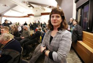 Community responds to creek study