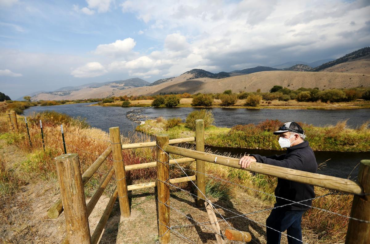 New public fishing access along the Big Hole River named for local conservationist