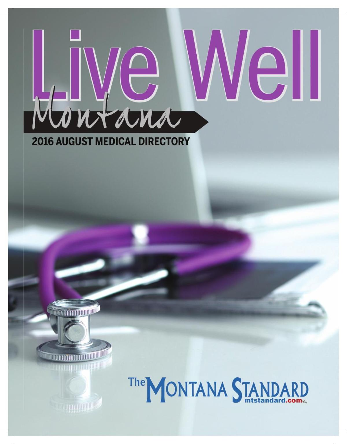 Live Well August 2016