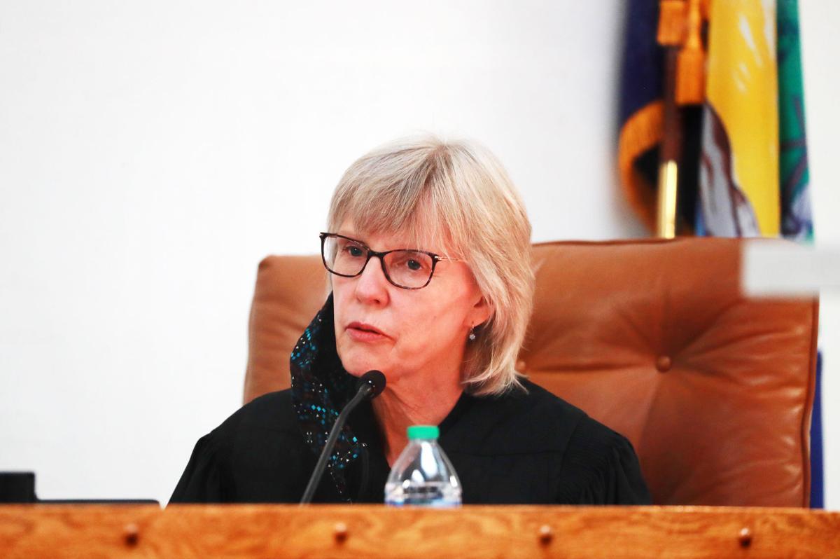 Judge Kathy Seeley