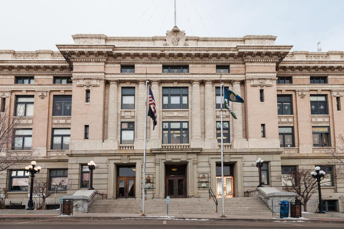 Butte-Silver Bow County Courthouse
