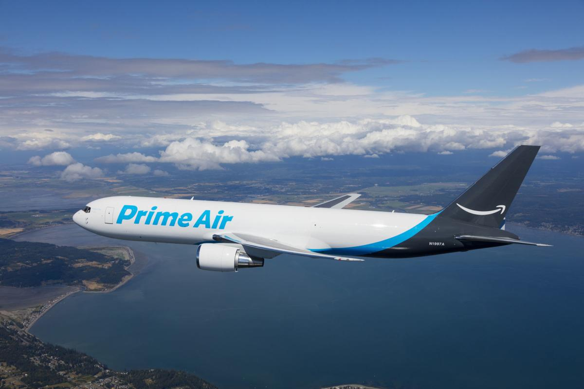 Amazon Prime Air Boeing 767