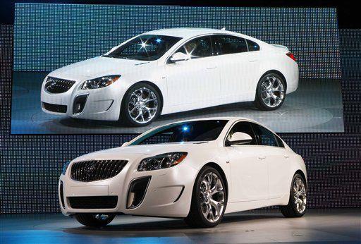Auto Show GM