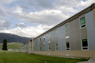 East Middle School exterior shot