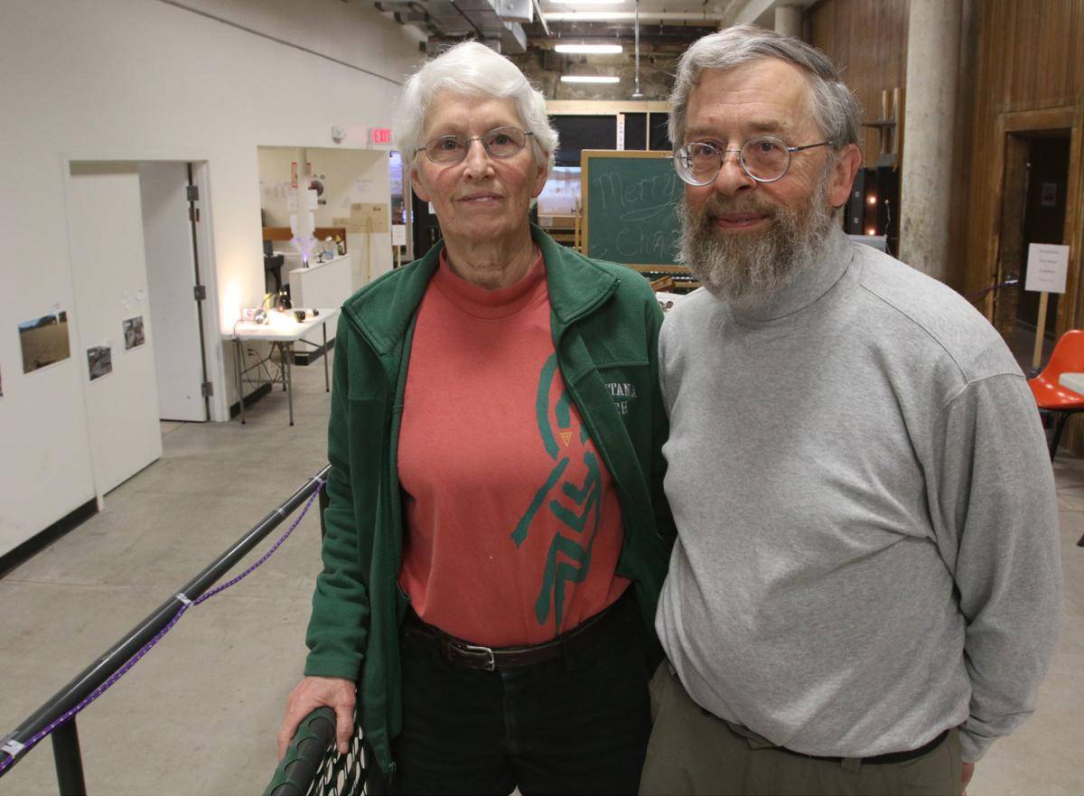 Beverly and Fred Hartline