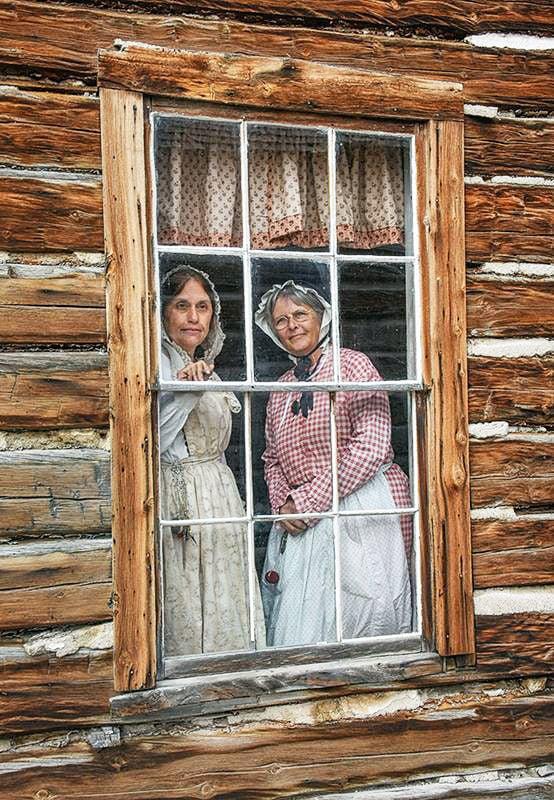 Bannack Living History Program photo 2