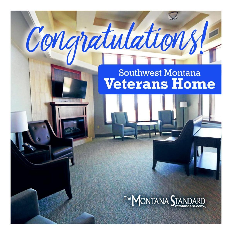 Southwest Montana Veterans Home Construction Tab 2021