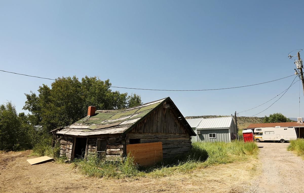 Potentially explosive chemicals removed from Historic homestead in Norris