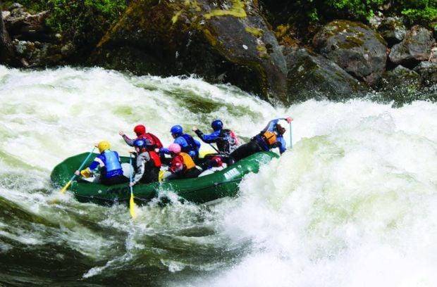 Whitewater junkies: Spring runoff brings floaters to Lochsa rapids