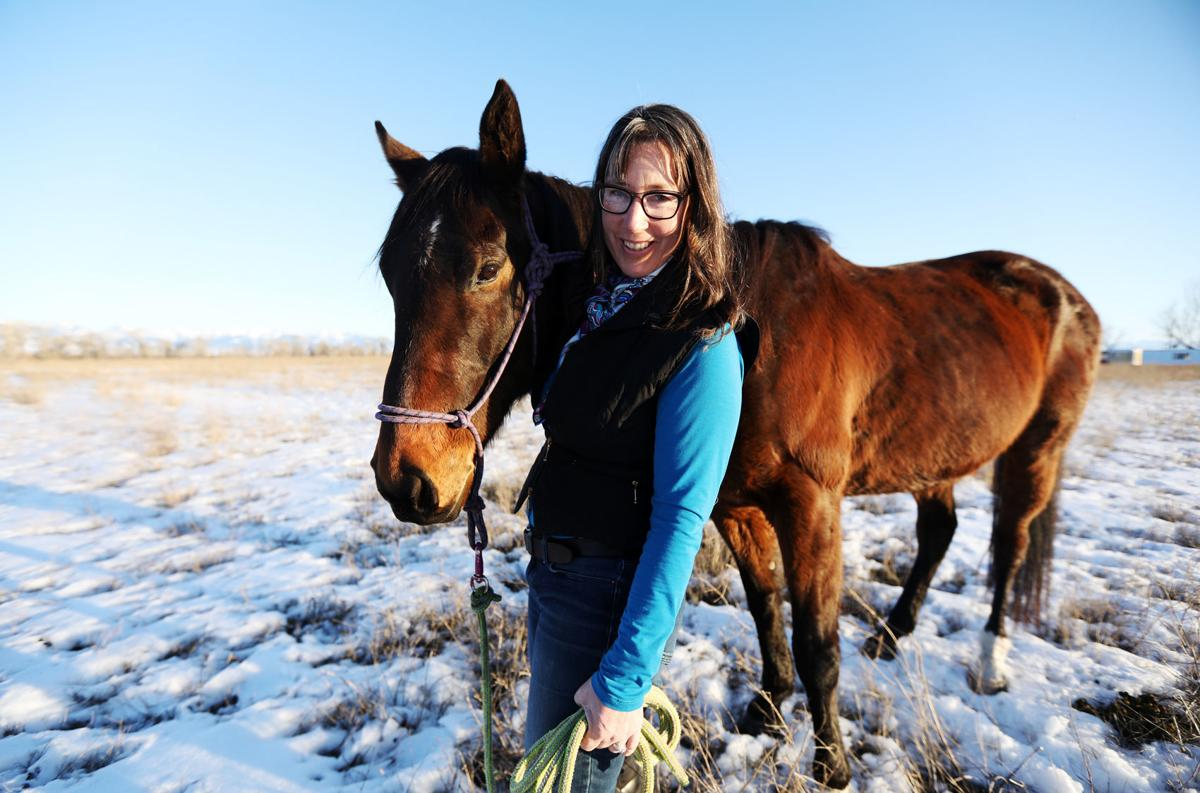 Montana woman heads to Argentina for an endurance horse race