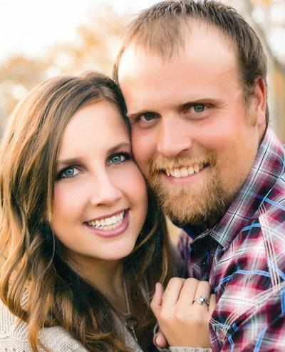 Shannon Dwyer and DJ Renz engagement
