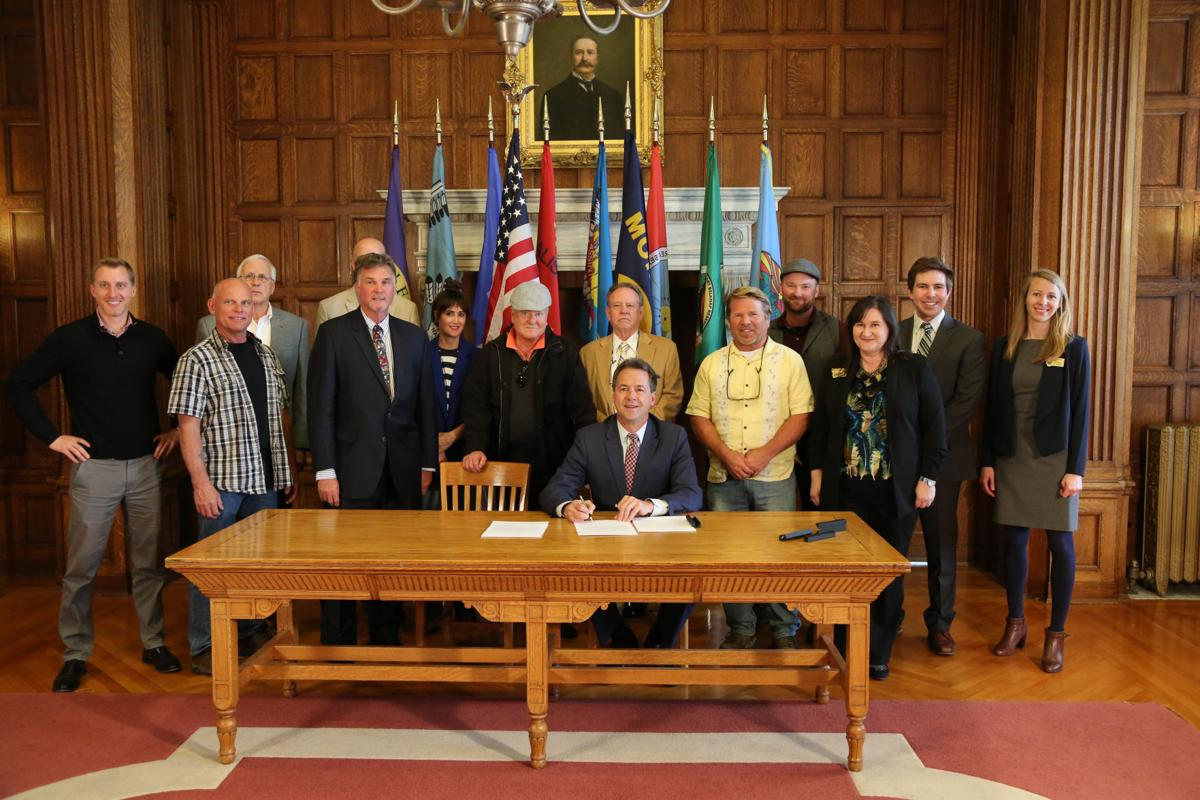 Signing of HB293