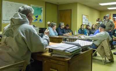 No-shooting proposal draws angry crowd to Walkerville meeting