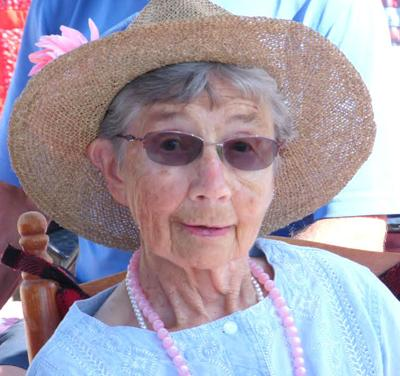 Laura Thelma Baril, 100