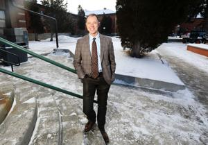 Montana Tech's new chancellor is happy to be here — and wasting exactly zero time