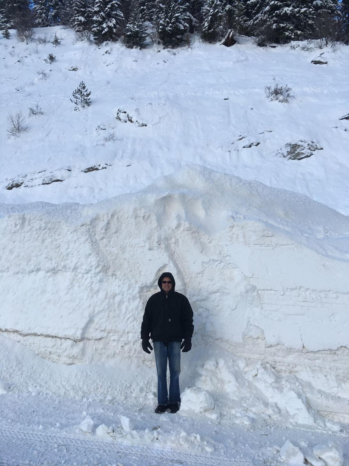 Butte priest caught in I-90 avalanche: 'It was as if the