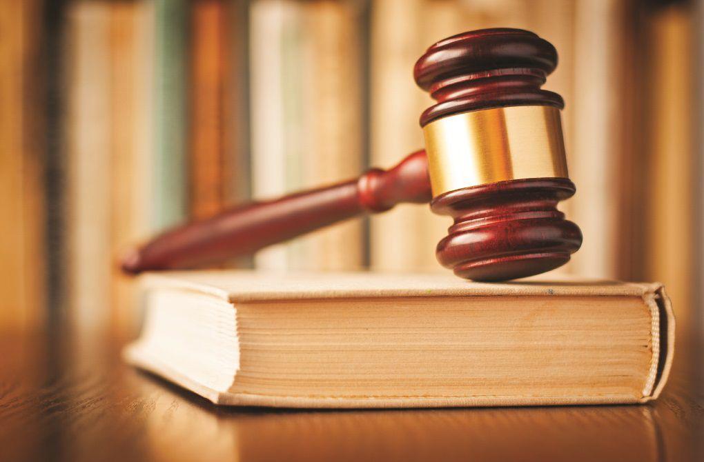 Court gavel icon