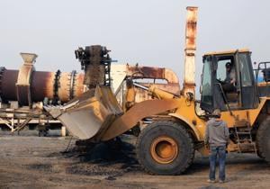B-SB to sell hot plant, crusher and buy asphalt from contractors