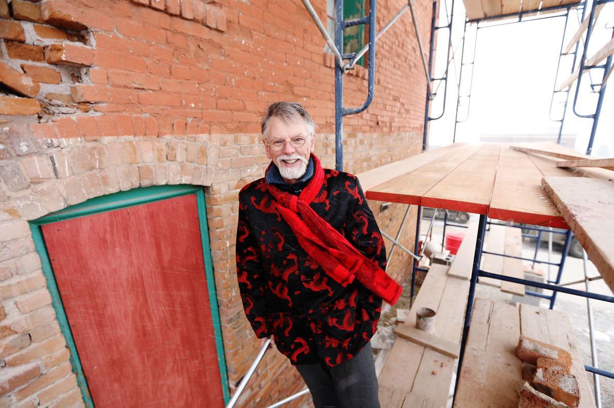 Pat Munday shares update on Mai Wah restoration