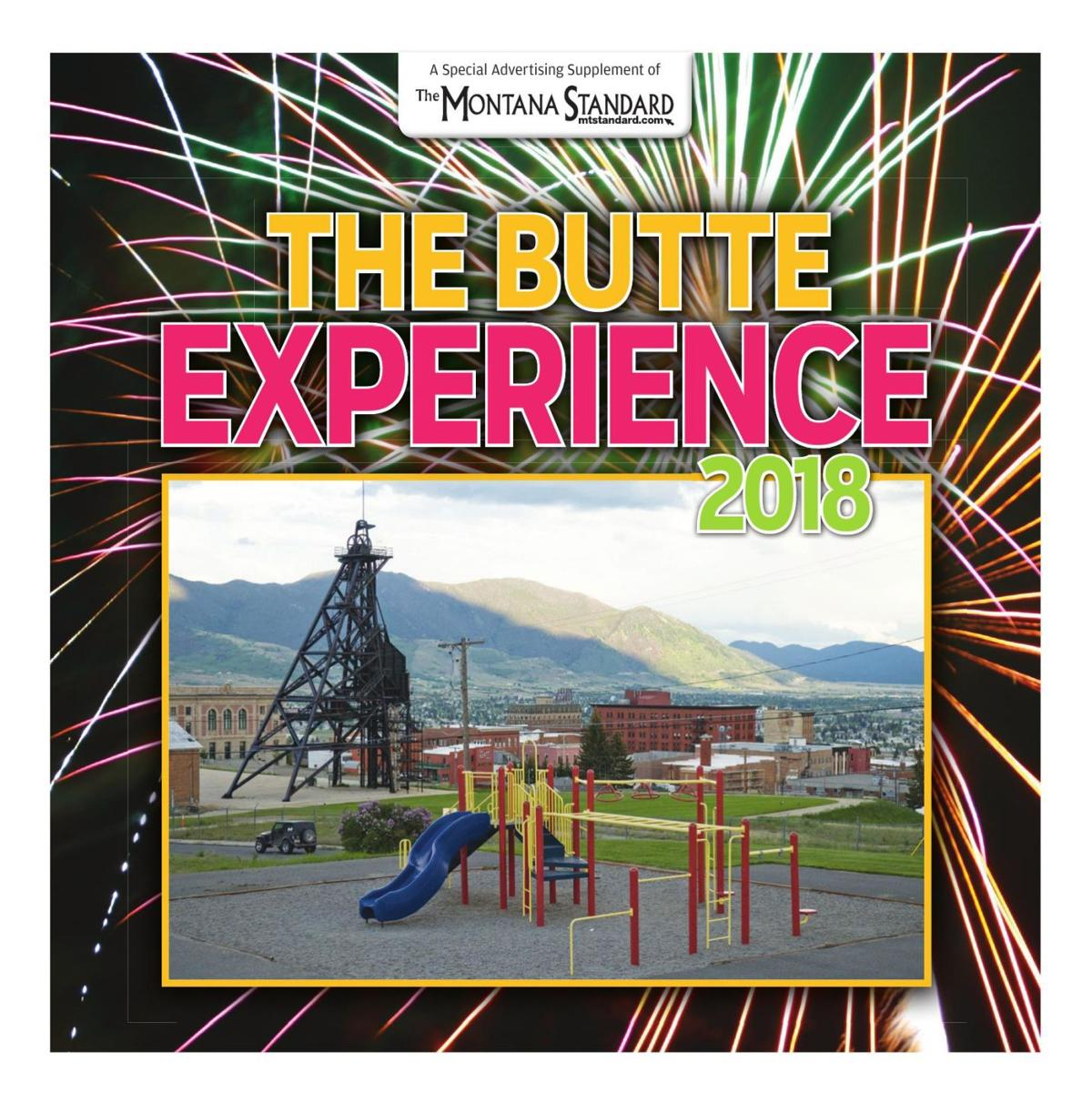 The Butte Experience - April 7, 2018