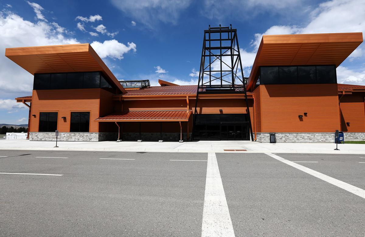 Bert Mooney Airport in Butte